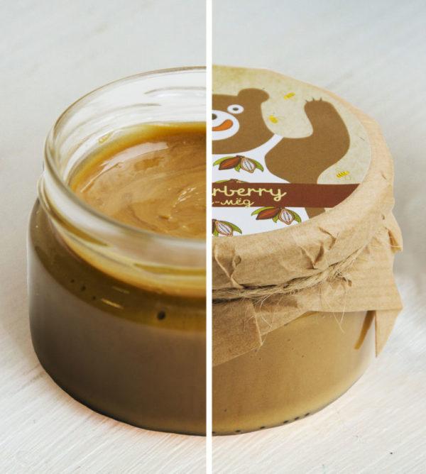 Крем-мед с какао