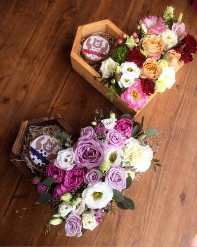 крем-мед для салонов цветов