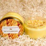 Премиум крем-мед с кедровыми орешками