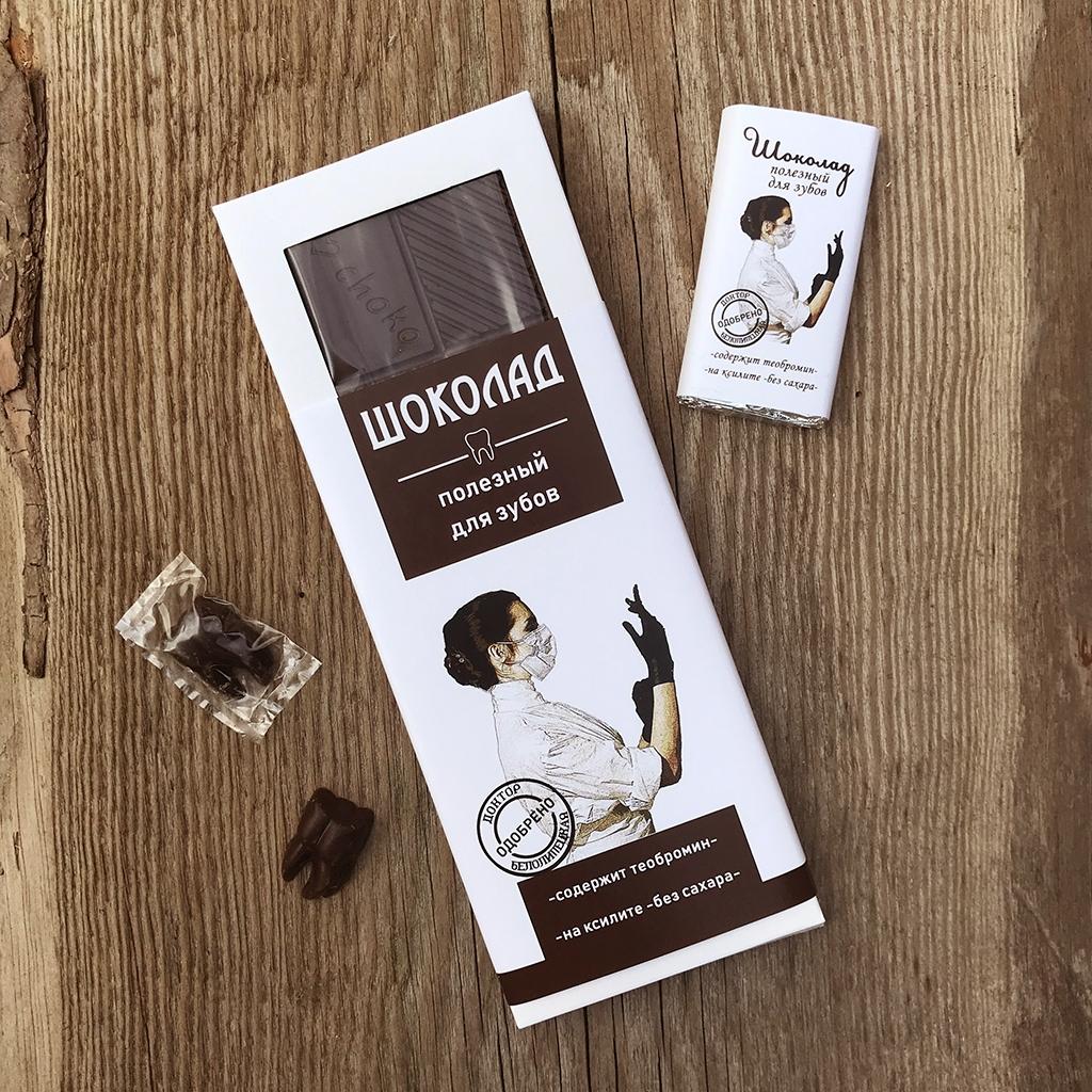 Шоколад с ксилитом