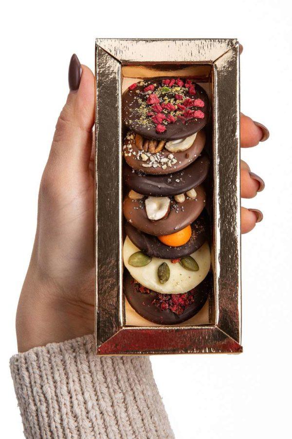 Набор медиантов из классического шоколада